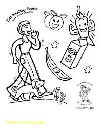 healthy food coloring pages preschool healthy food coloring page health coloring pages with best s healthy