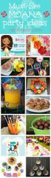 moana birthday party ideas catch my party