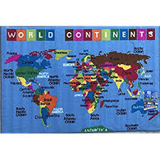 amazon com learning carpets where in the world lc 177 toys u0026 games