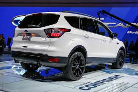 Ford Escape 2016 - 2017 ford escape updated with fresh looks new engines