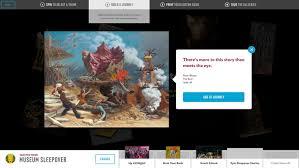 Game Design Art Institute Belle U0026 Wissell Co Journeymaker Personalized Art Museum Adventure
