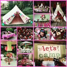 halloween party ideas for tweens glamping camping sleep over birthday birthday tween