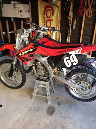 motocross bikes 125cc my 2002 cr 125 build complete bike builds motocross forums