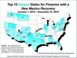 Illinois Ccw Reciprocity Map by Maps Tracking Gun Trafficking The Firearm Blogthe Firearm Blog