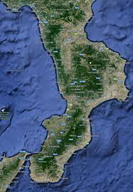 Calabria Italy Map by Travel And Holiday To South Italy Calabria Map Riviera Dei Cedri