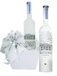 vodka gift baskets build a basket belvedere vodka gift basket