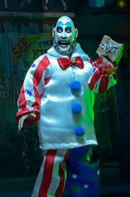 captain spaulding costume house of 1000 corpses 8 clothed figure captain spaulding