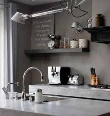 beton ciré mur cuisine quelle couleur mettre avec une cuisine grise cuisines grises