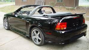 1999 mustang black black 1999 roush ford mustang convertible mustangattitude com