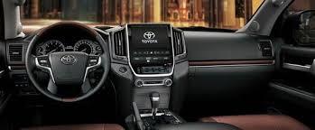 Toyota Land Cruiser Interior Toyota Land Cruiser Images Check Interior U0026 Exterior Photos Oto