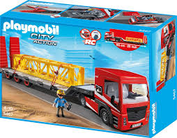 Amazon Playmobil Esszimmer Playmobil Tieflader Mit Kran U2013 Bestseller Shop U2013 Alles Rund Um