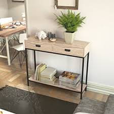 Entryway Console Table Roomfitters 2 Drawer Entryway Console Table Sofa