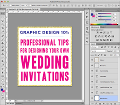 how to create wedding programs wedding invitation graphic design everything you need to a