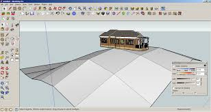 google sketchup geovisualization net by alberto concejal