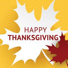 thanksgiving observance begins no classes open