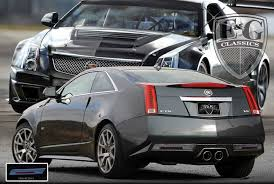 cadillac cts v coupe 2013 cadillac cts v coupe mesh rear accent kit by e g classics