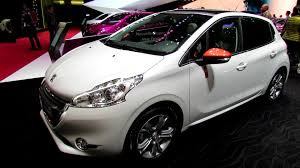 peugeot official site 2014 peugeot 208 roland garros exterior and interior walkaround
