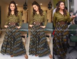 huma qureshi wears bungalow 8 to jolly llb 2 promotions jpg 1129
