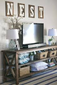 tv stand kitchen tv stand ideas beam me up scotty tour the hgtv