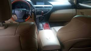 lexus rx 350 for sale nairaland urgent sale of tokunbo 2010 rx350 autos nigeria