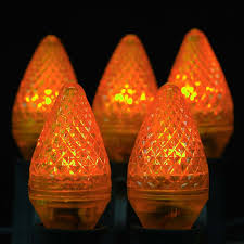 orange and led lights novelty lights inc