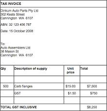 ascent accountants tax invoices