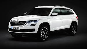 skoda kodiaq interior skoda kodiaq scout debuts with rugged looks standard awd