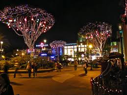 panoramio photo of downtown disney at christmas california