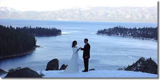 South Lake Tahoe Wedding Venues Lake Tahoe Winter Wedding Http Www Highmountainweddings Com Art