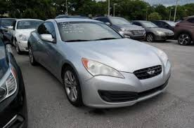hyundai genesis coupe 2010 used used hyundai genesis coupe for sale in pompano fl edmunds