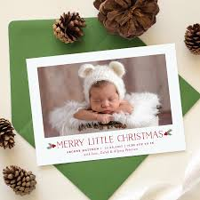 birth announcement christmas cards 2017 holiday collection