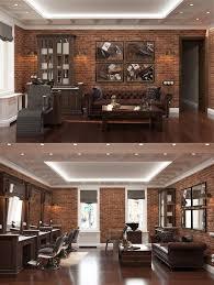Salon Design Interior Best 25 Barbershop Design Ideas On Pinterest Barbershop