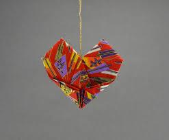 ornament the paper crane origami