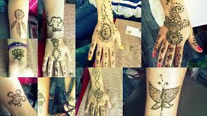 organic henna body art by nivi henna artist cleveland oh