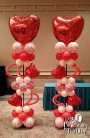 Columns For Party Decorations Balloon Stand For All Kind Of Event We Can Customize In Any Color