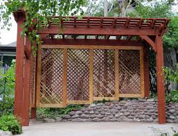 timber trellis images reverse search