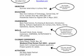 Culinary Arts Resume Sample by Chef Resume Infographic Reentrycorps