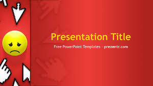 free cyberbullying powerpoint template prezentr
