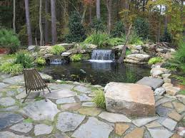 Dry Laid Bluestone Patio by Dry Set Crab Orchard Flagstone Patio Tennessee Boulder Wall And