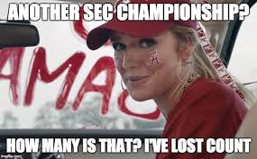Ridiculous Memes - the most ridiculous sec chionship game memes circling the web