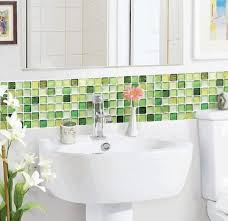 Decorate Bathroom Mirror - ideas for decorating bathroom round bathroom sink exceptional