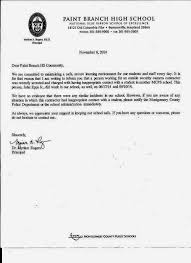 parents u0027 coalition of montgomery county maryland more letters go