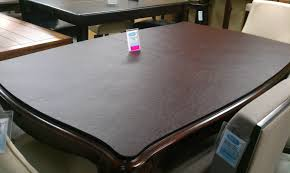 stylish decoration dining table cover pad cozy dining room table