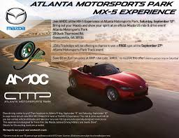 Mx 5 Experience Amp Brought To You By Mazda North America