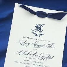 wedding day program wedding day paper charm fig