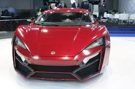 lykan hypersport price all that glittered our 11 favorite cars from the 2015 dubai auto show