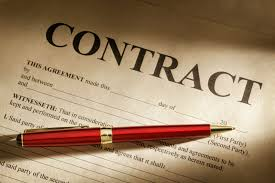 Third Party Wall Agreement Template The Dangers Of Martial Arts Contracts