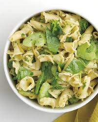 recipes with pasta tangy pasta salad with spinach