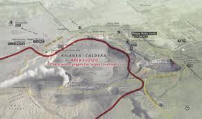Hawaii Lava Flow Map Hawaii Volcanoes Maps Npmaps Com Just Free Maps Period