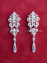 Rose Gold Chandelier Earrings Rose Gold Earrings Woman Girls Fashion Hoop Stud Dangling Leverback